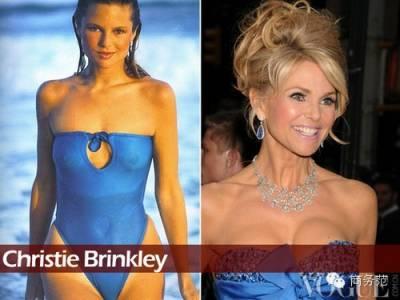 60歲的她竟然美成這樣