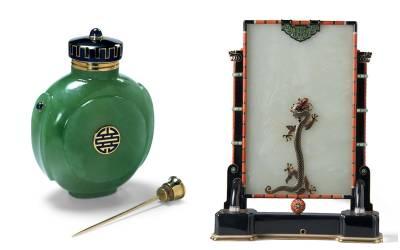 跨越時空見證帝王之石 Jade From Emperors to Art Deco