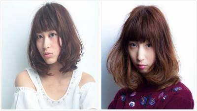 向日本知名女主播・加藤綾子看齊♪以輕盈中長髮展現成熟性感氛圍♡