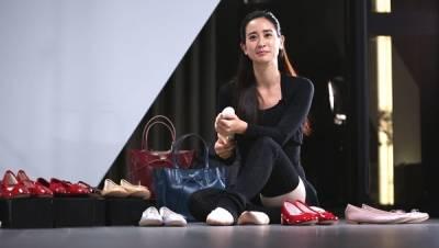 repetto法式平底鞋 每一步走的更優雅更自在