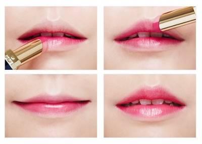 護唇X唇膏!用「月蝕唇膏」一筆完成清透咬唇
