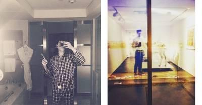 TOP當兵去 但我們可以看看他首爾豪宅裡的自拍想念他