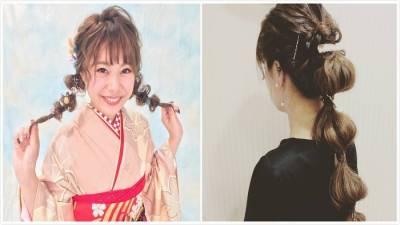 2017年潮流編髮報妳知♪只需髮圈就能完成日系甜美「洋蔥髮型」~