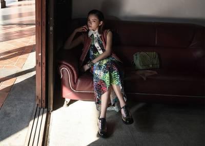 衷於自己的台灣女孩 韓笙笙在工作中活出自我