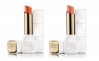白管嬌蘭R371賣超好,於是 KISSKISS法式之吻玫瑰潤唇膏限量新色來了!