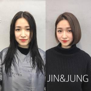 換個髮型真的差好大啊!10張「前後髮型圖」,真的能從路人變身女神階級~#2張臉整個變小惹!