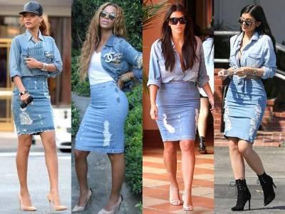 一件就夠!10種牛仔裙穿搭 必修顯瘦學分