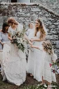 一件流傳了147年的婚紗,雖然在這一代歷盡波折,幸好隨後的結局,依舊美好
