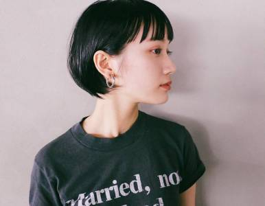 個性超短髮