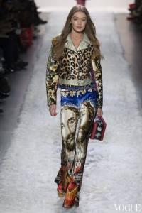 2017秋冬紐約時裝週:Jeremy Scott對川普朝代的狂怒?