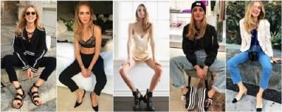 義大利女孩Chiara Ferragni的時尚人生
