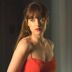 《格雷五十道陰影》Dakota Johnson 的致命性感唇妝這樣打造
