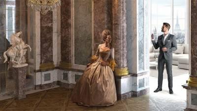 情人節來點不一樣的,濃郁的誘惑就靠「它」!優雅的極致~PARFUMS de Marly帶你體會18世紀法國巴黎皇室貴族,最高級的香氛享受~