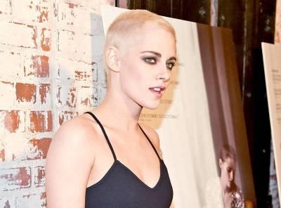 克莉絲汀史都華也剪了! 剃了超短髮反而超火辣,妳想試試嗎?