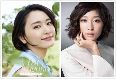 超想模仿的日本女星髮型♡2017年短髮潮流來襲♫