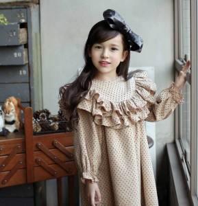 厲害了!生個女兒這樣穿,分分鐘變成小公主!