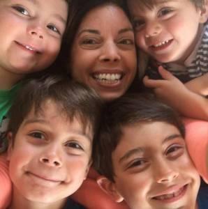 40歲女博士生了4個孩子變黃臉婆,後來比20歲的美女還年輕!