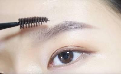 怎麼辦...眉毛只有一兩根!教你3招就算無眉也能畫出「茂密感」效果