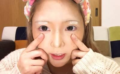 親眼見證「整形級眼妝」的製作過程!學會「這3點神技巧」讓你的眼睛無限放大! 雙眼皮層 超重要啦~