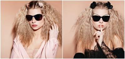 再添星二代!Lottie Moss擔任Chanel 2017春夏眼鏡系列形象代言人