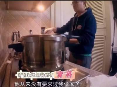 41歲冒死生2胎,餵奶嗆到兒子,煮飯不會加水,這樣的女人卻被老公寵上天!