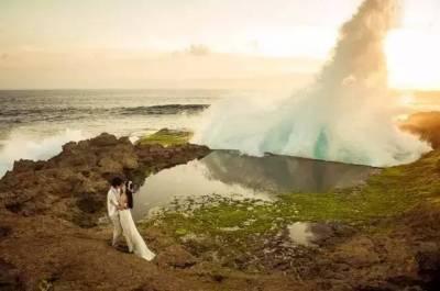 不是富二代,卻辭職帶著妻子滿世界拍婚紗照,這才是秀恩愛的最佳方式