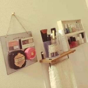 日本妹子的最強化妝品收納術,打包送給你,輕鬆告別髒亂差!