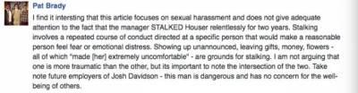 長期被上司騷擾,她鼓起勇氣向公司舉報,結果接下來竟被同事集體排斥...