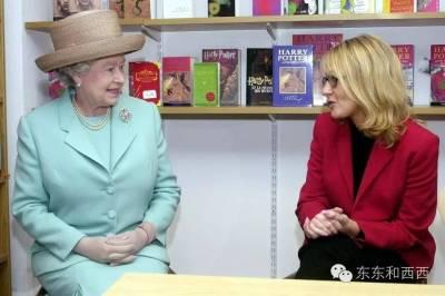 哈利波特創始人JK羅琳為啥能比英女王還有錢?因為她有個這樣的媽…