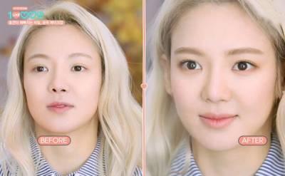 頭髮太淺不畫妝好可怕!孝淵親自教你「不用大濃妝」,也能畫出乾淨的偽素顏眼妝