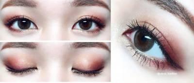 黑色眼線OUT!日韓女星都用彩色眼線 畫出百變心機春夏妝