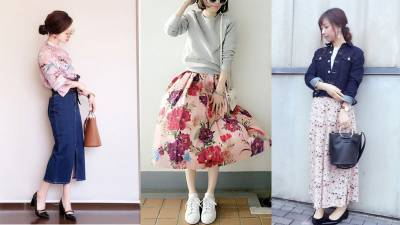 春季粉色怎麼穿?讓日本女生教你粉色搭配秘笈