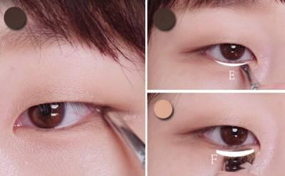 眼線和睫毛膏通通不需要!乾淨 深邃眼妝同時並存,矯正眼型還畫出「微眼摺」...