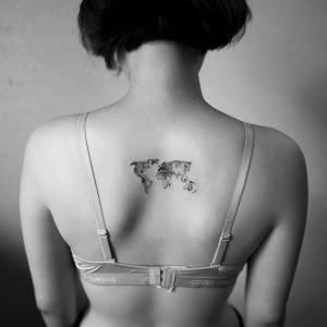 5個「女生以為很美,但是男生看了都瞬間噴血」的超內涵刺青, 2 絕對是故意想逼男人「做出這種事」!