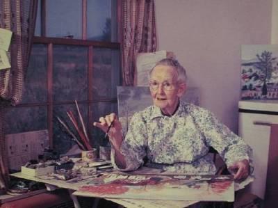 她活了101歲,當了一輩子農婦,生了10個孩子,80歲那年卻轟動世界!