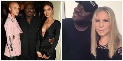 時尚界多元化新紀元!英國版《Vogue》首位黑人男性總編輯Edward Enninful Gucci 2017早秋廣告清一色黑人模特兒