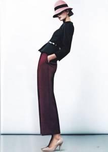 對寬褲還是有障礙?請勇敢的把窄版和緊身褲收起來