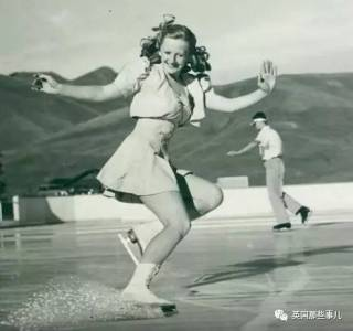 喜歡滑冰的不少,但是像她這樣從少女時期一直滑到生命盡頭的,卻不多...
