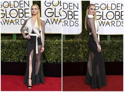 【時尚名人穿搭記】《冰與火之歌》 《X戰警》蘇菲特納Sophie Turner的高冷系紅毯穿搭