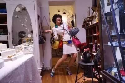 90後敢姑娘不花錢進時裝周,玩轉全球第一夜店,還讓小s印象深刻