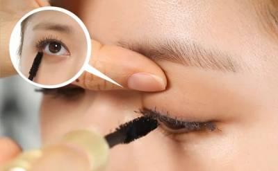 睫毛翹度2.0升級版!捲翹加倍的秘密技巧,居然是用超平價「爽身粉」...