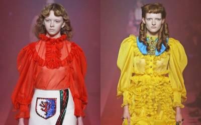 比韓妞更早穿喇叭袖,從中世紀歐洲王子與公主,到現代摩登的公主袖穿搭