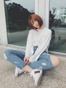 一刀剪下變美了!短髮不無聊,看邵雨薇示範7種短髮變化