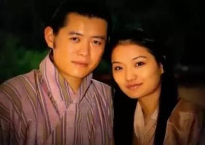 「等你長大了,我便娶你」,14年的等待,他們終於成為了全世界最幸福的夫妻