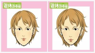 「鵝蛋臉」各種款式的鑽石都適合佩戴!不同的臉形如何搭配鑽石...「三角形臉」原來不能搭配過長的飾品!
