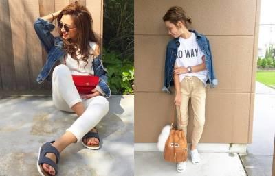 必買!不敗經典單品「丹寧外套」!專家教你「4種簡約百搭Style」~ 3 超適合率性小資女!