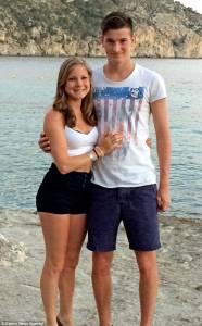 19歲少女在祖母死後暴瘦到20公斤,不料交了男友竟為愛增肥,直接變身成「超性感女神」跌破眾人眼鏡!