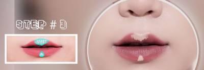買了就是不能浪費!一隻唇彩能有多少風格?利用「遮瑕」就能變換自如啊!