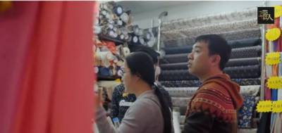 林志玲身穿漢服,霸屏紐約時代廣場!中斷400年的民族符號,也許被這個80後香港仔復興了