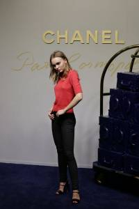 搶眼星二代Lily Rose Depp Willow Smith出席Chanel東京大秀!